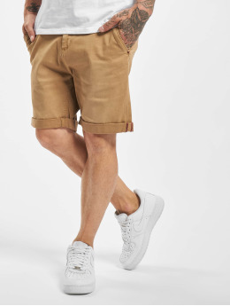 Urban Surface Pantalón cortos Haka Chino Bermunda marrón