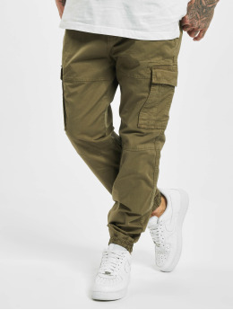 Urban Surface Pantalone Cargo Belt verde