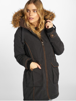Urban Surface Parka Lining zwart