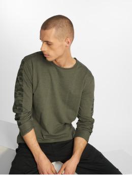 Urban Surface Pitkähihaiset paidat Ivy vihreä