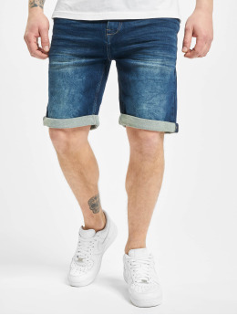 Urban Surface Short Haka 5-Pocket Bermuda blue