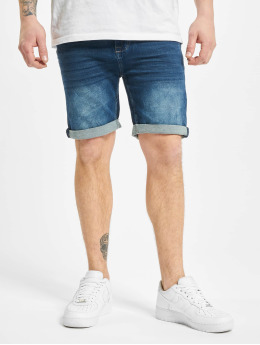 Urban Surface Shorts Haka 5-Pocket Bermuda blå