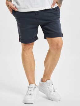 Urban Surface Shorts Haka Chino Bermunda  blau