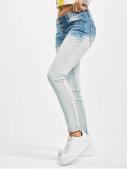Urban Surface Skinny Jeans Nele modrý