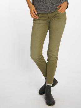 Urban Surface Skinny Jeans Lönna olivový