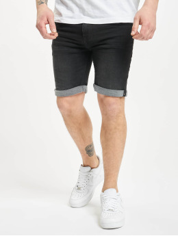 Urban Surface Szorty Haka 5-Pocket Bermuda  czarny