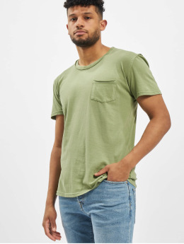 Urban Surface t-shirt Peet  olijfgroen