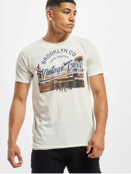 Urban Surface T-shirts Haka hvid