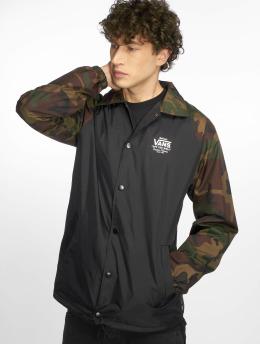 Vans Демисезонная куртка Torrey черный