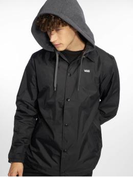 Vans Демисезонная куртка Riley черный