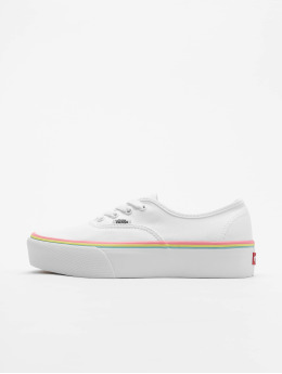 Vans Сникеры UA Authentic Platform 2.0 белый