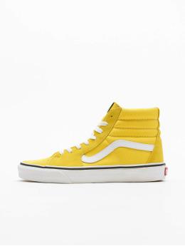 Vans Сникеры Ua Sk8-Hi Vibrant желтый