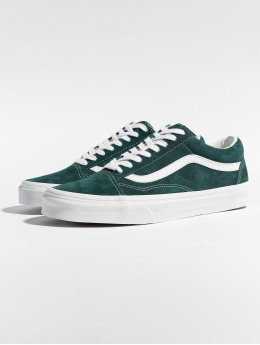 Vans Сникеры Old Skool Suede зеленый