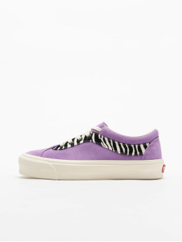 Vans Сникеры UA Bold NI Zebra пурпурный