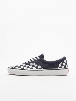 Vans Сникеры UA Era Checkerboard синий