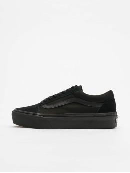 Vans Сникеры Old Skool Platform черный