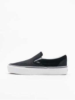 Vans Сникеры UA Classic Slip-On Platform черный
