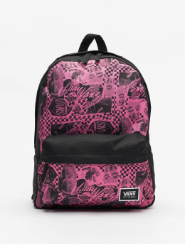 Vans Backpack Realm Classic pink