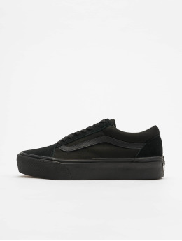Vans Baskets Old Skool Platform noir