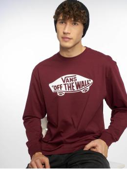Vans Camiseta de manga larga OTW rojo