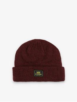 Vans Hat-1 Bruckner Cuff  red