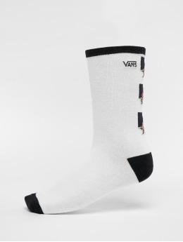 Vans Ponožky Rose Ticker bílý