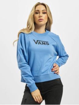 Vans Pullover Flying V Boxy blau