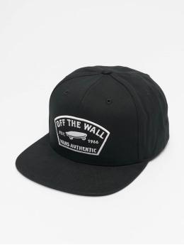 Vans snapback cap Trask zwart