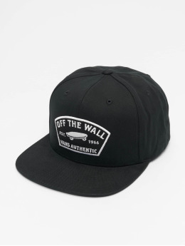Vans Snapback Caps Trask čern