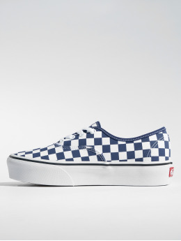 Vans Sneaker Authentic Platform 2.0 blau