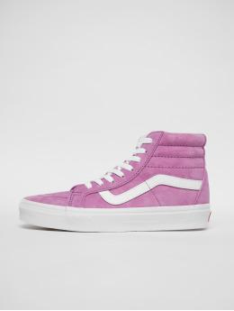 Vans Sneaker Sk8-Hi Suede pink