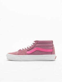 Vans Sneaker Ua Sk8-Mid Retro Sport rosa chiaro