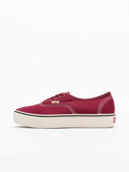 Vans Sneaker Ua Authentic Platform 2.0 rosso