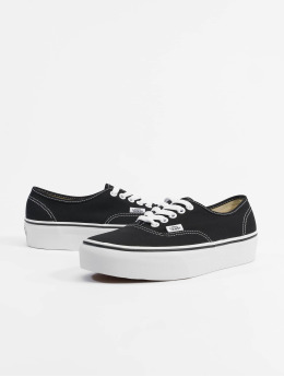 Vans Sneaker Authentic Platform 2.0 schwarz
