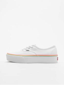 Frauen Vans Schuhe Vans – Klassische, weiße Sneaker zum