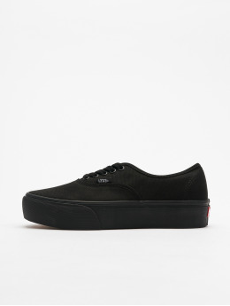 Vans sneaker Authentic Platform 2.0 zwart