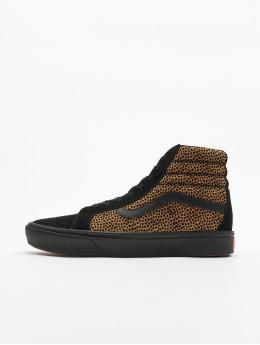 Vans sneaker UA Comfycush Sk8-Hi Reiue Tiny Cheetah zwart