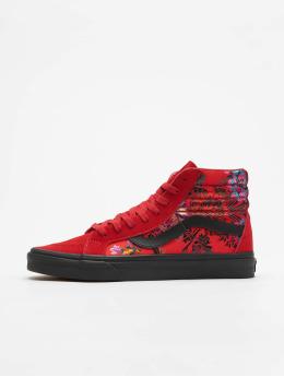 Vans Sneakers Classics Festival Satin rød