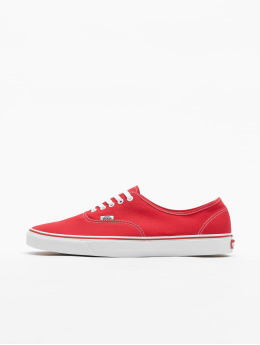 Vans Sneakers UA Authentic rød