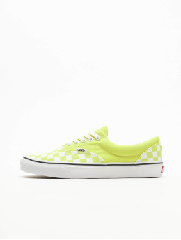 Vans Sneakers UA Era Checkerboard  zielony