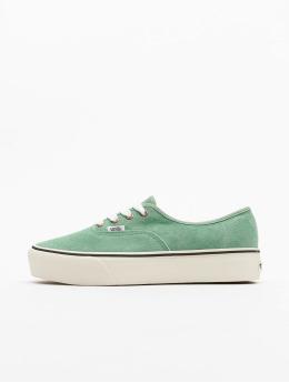 Vans Sneakers Ua Authentic Platform 2.0 zielony