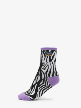 Vans Socken Shinner Zebr schwarz