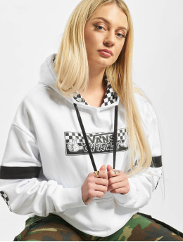 Vans Sudadera BMX Fleece blanco