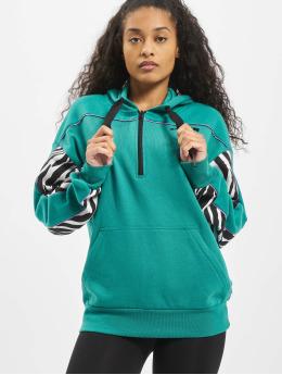 Vans | Zebra Bopper vert Femme Sweat capuche
