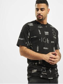 Vans T-Shirt Mn Distortion Allove black