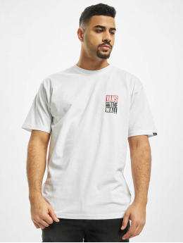 Vans T-Shirt Mn New Stax blanc