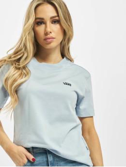 Vans T-Shirt Wm Junior V Boxy bleu