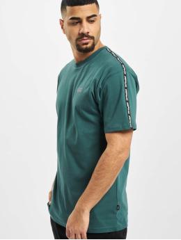 Vans T-shirt Reflective Colorblock grön