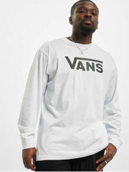 Vans T-Shirt manches longues Mn Vans Classic Ls  blanc