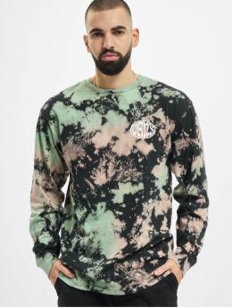 Vans T-Shirt manches longues Wall Slide Tie Dye noir